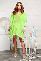 Платье KP-10020-12 (Салатовый)