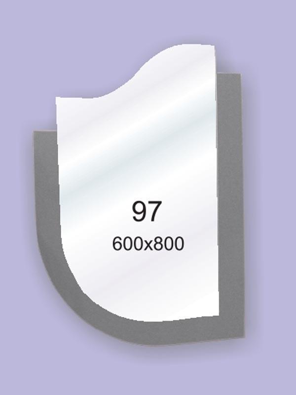Зеркало 600х800 мм Ф97