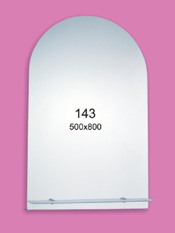Зеркало для ванной комнаты 500х800 мм Ф143