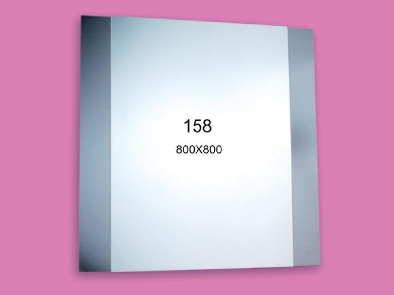Зеркало 800х800 мм Ф158