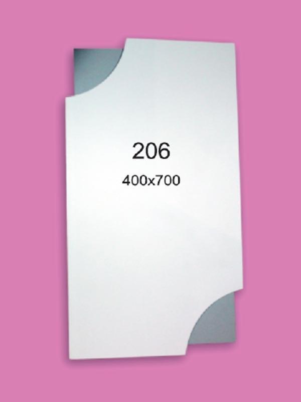 Зеркало 400х700 мм Ф206