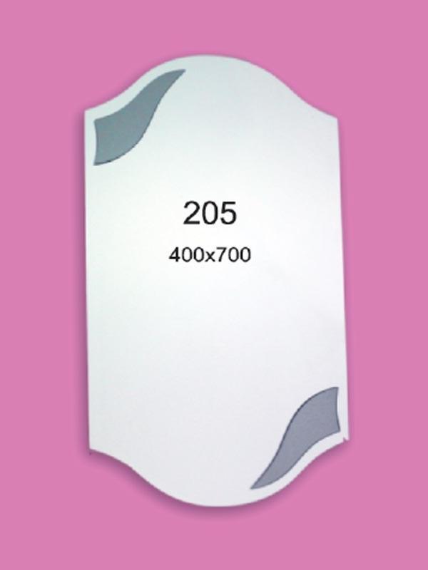 Зеркало 400х700 мм Ф205