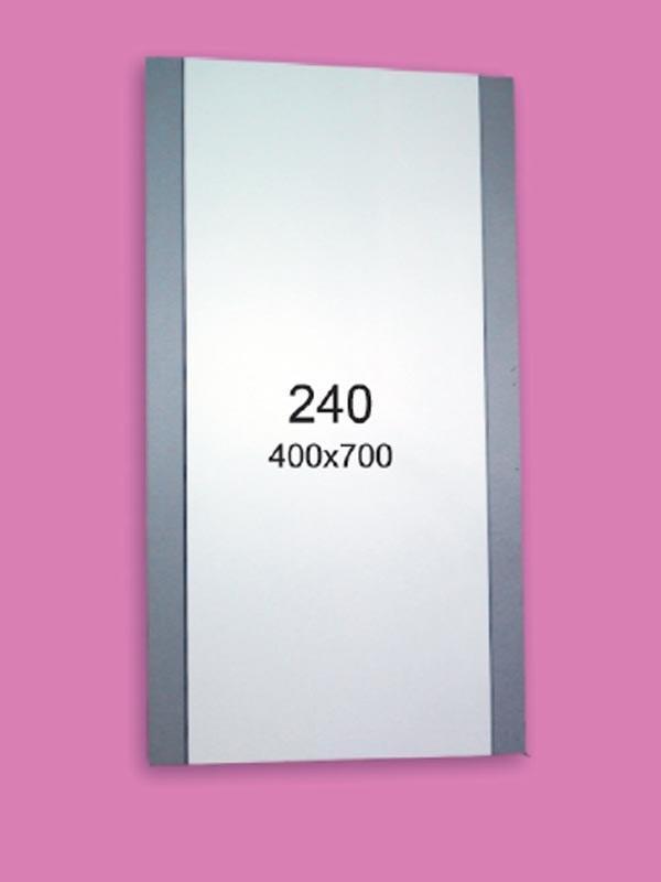 Зеркало 400х700 мм Ф240