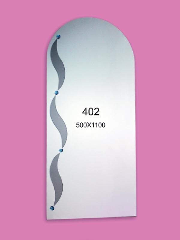 Зеркало 500х1100 мм Ф402