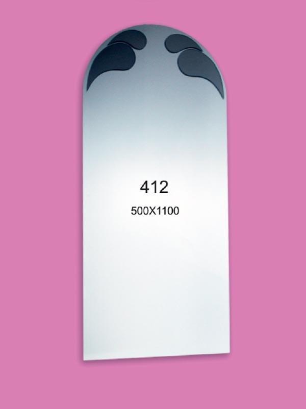 Зеркало 500х1100 мм Ф412