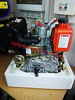 Двигатель в сборе 178F 6 лошадинных сил дизель ручной, фото 1
