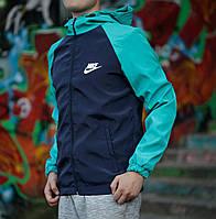 Стильная ветровка Nike, мужская
