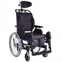 Коляска інвалідна OSD «NETTI 4U» преміум-класу