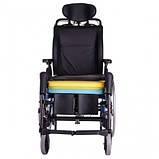 Коляска инвалидная OSD «NETTI 4U» премиум-класса, фото 5