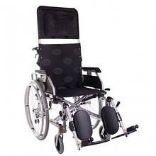 Коляска інвалідна OSD «RECLІNER MODERN» Багатофункціональна