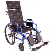 Коляска інвалідна OSD «RECLІNER» Багатофункціональна