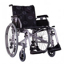 Коляска інвалідна OSD «LIGHT III» Полегшена хром