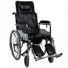 Коляска інвалідна OSD-MOD-2-45 Багатофункціональна з туалетом
