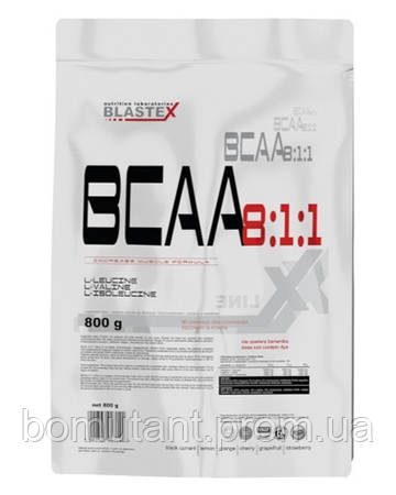 BCAA 8:1:1 800 гр лимон BLASTEX