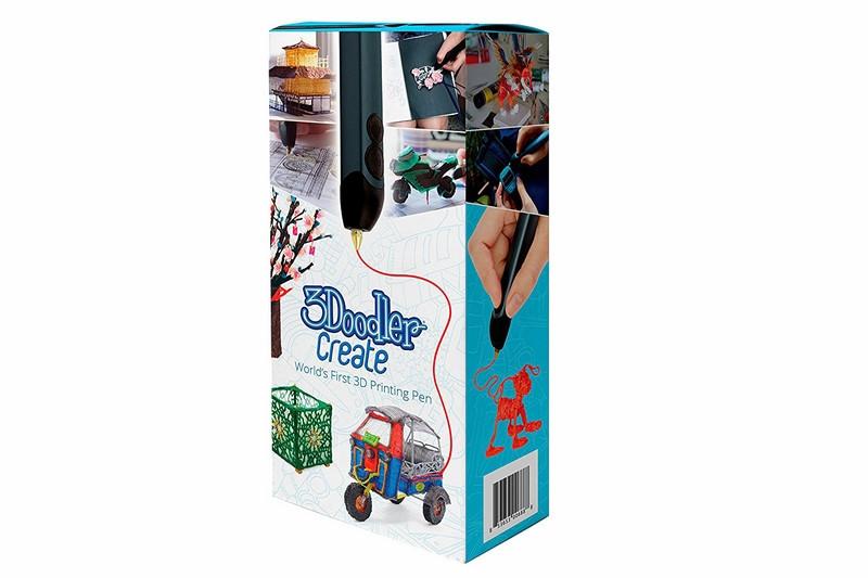 3D-ручка 3Doodler Create - ЧЕРНАЯ 3DOOD-CRE-EU