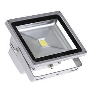 Прожектор IP65 LED 20w 6400K  1LED LEMANSO серый  / LMP4-20, прожектор 20 ватт