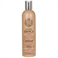 Натура Сиберика Защита и питание шампунь д/сух.волос 400мл
