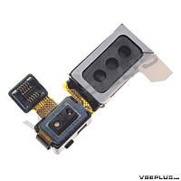 Шлейф Samsung G7102 Galaxy Grand 2 Duos / G7105 Galaxy Grand 2, с датчиком приближения, с динамиком
