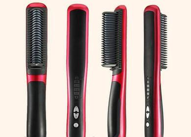 Расческа выпрямитель Fast Hair Straightener ASL-908
