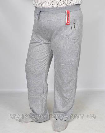 Штаны спортивные женские в больших размерах, фото 2