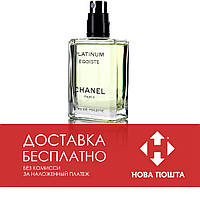 Tester Chanel Egoiste Platinum 100 ml