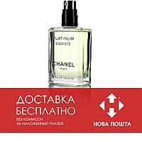 Tester Chanel Egoiste Platinum 100 ml