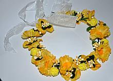 Венок из цветов (от 1 шт)