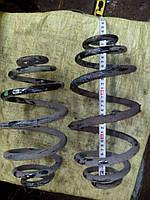 Растяжка пружин подвески. Заводская гарантия на заводские пружины.