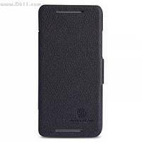 Чехол Nillkin Fresh Series Leather Case для HTC ONE Mini M4 (601e) black