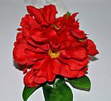 Кружевная повязка на голову с цветами (от 1 шт), фото 2