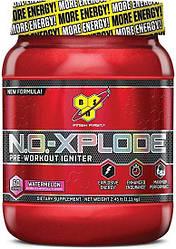 N.O.-XPLODE Pre-Workout Igniter New Formula! 60 serv. 1,11 кг арбуз BSN