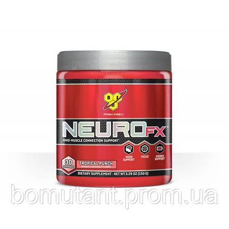 Neuro FX 150 гр тропический пунш BSN