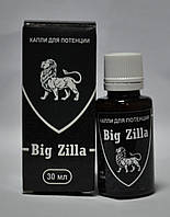Big Zilla (Біг Зилла) Краплі для потенції 12384