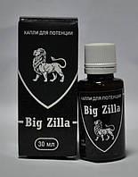 Big Zilla - Капли для потенции (Биг Зилла), купить, цена, отзывы, интернет-магазин