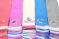 """Детские колготки для девочки с эффектом носочка """"Алия"""" 92-128см."""