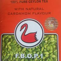 Черный цейлонский  чай Alwazah Tea з кардамоном 400 гр