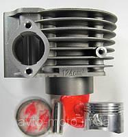 Цилиндр скутер GY6-125 см3 4t Tmmp