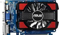 Видеоадаптер ASUS NVidia GT730 (2 GB / 128 bit GDDR3; 700 MHz / 1600 MHz; PCI-Express; 1xDual Link DVI-I (HDCP