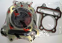 Цилиндр скутера GY-150 см3 в сборе ТММР