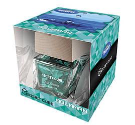 Автомобильный ароматизатор спрей Tasotti Secret Cube Aquaman 50 ml