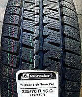 Шины 225/70 R15 C 112/110R Matador MPS 530 Sibir Snow Van