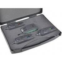 Набор сигнализаторов Carp Zoom 6th Sense 3+1 Bite Alarm Set