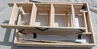 Лестница чердачная складная PRIMA OMAN высота 280 см. размер 110х70 см, фото 1