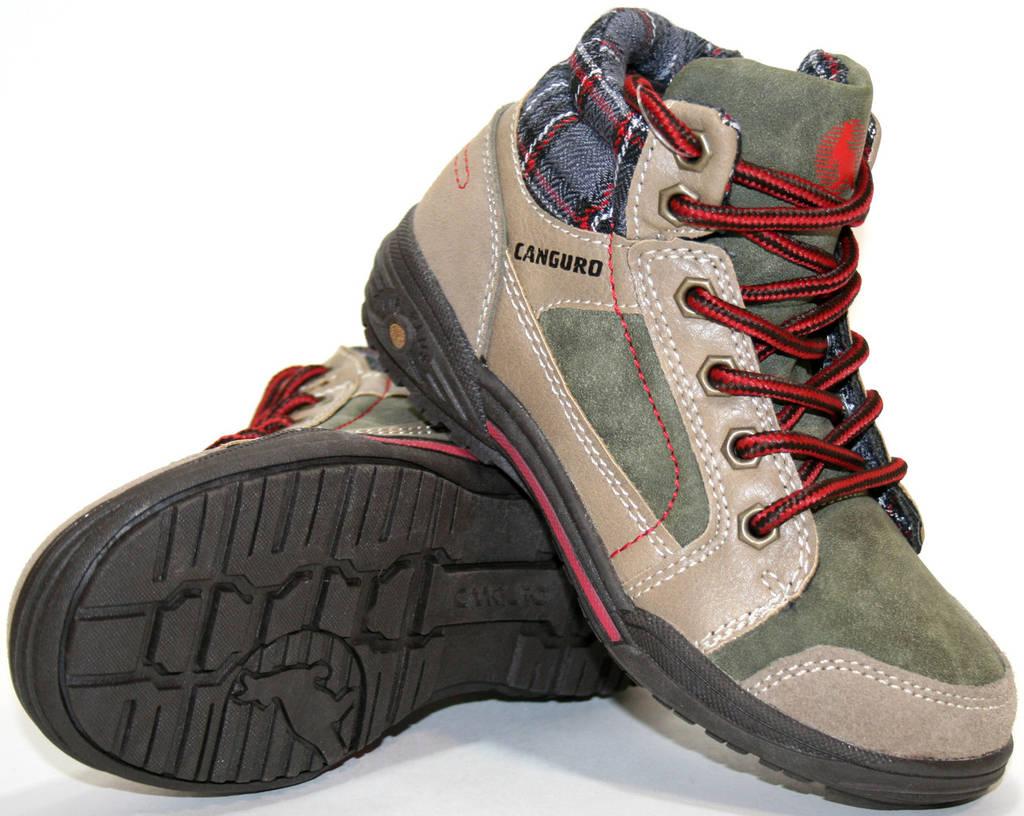 Детские ботинки Canguro Италия 27-32