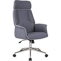 Кресло Madison хром, ткань серая (AMF-ТМ)