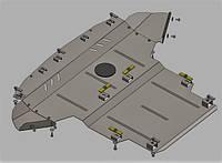 Защита двигателя и КПП RENAULT Dokker (2012-)