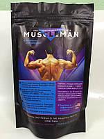 Muscleman - средство для наращивания мышечной массы (Мускул Мен), купить, цена, отзывы, интернет-магазин
