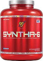 Syntha-6 2,27 кг клубничный молочный коктейль BSN