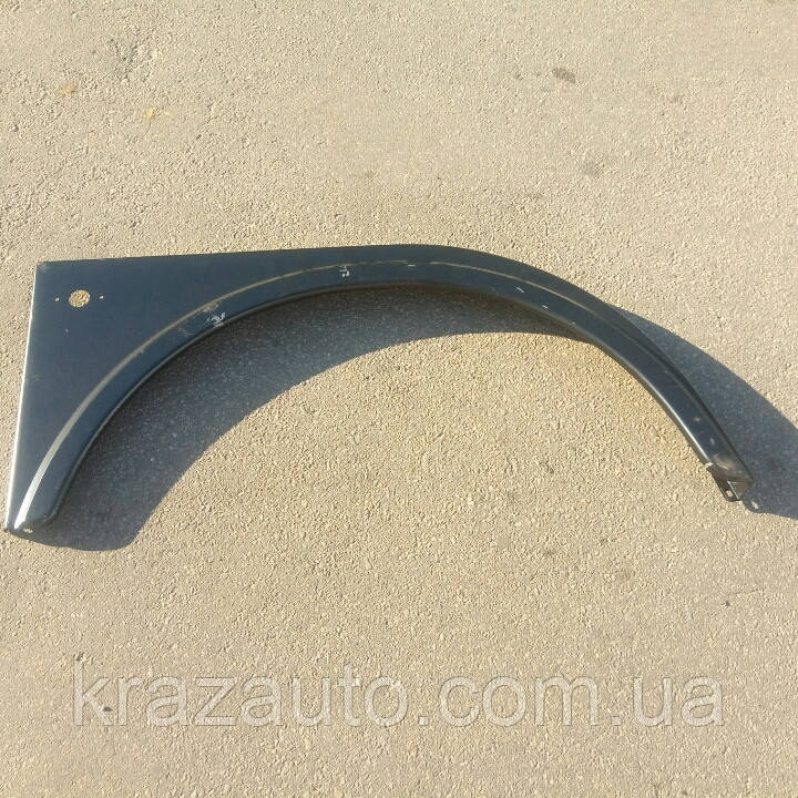 Крыло переднее МАЗ правое (метал.) 5336-8403016