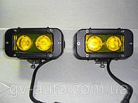 Противотуманные светодиодные фары 20 Вт.  S1020 А IP67, фото 1